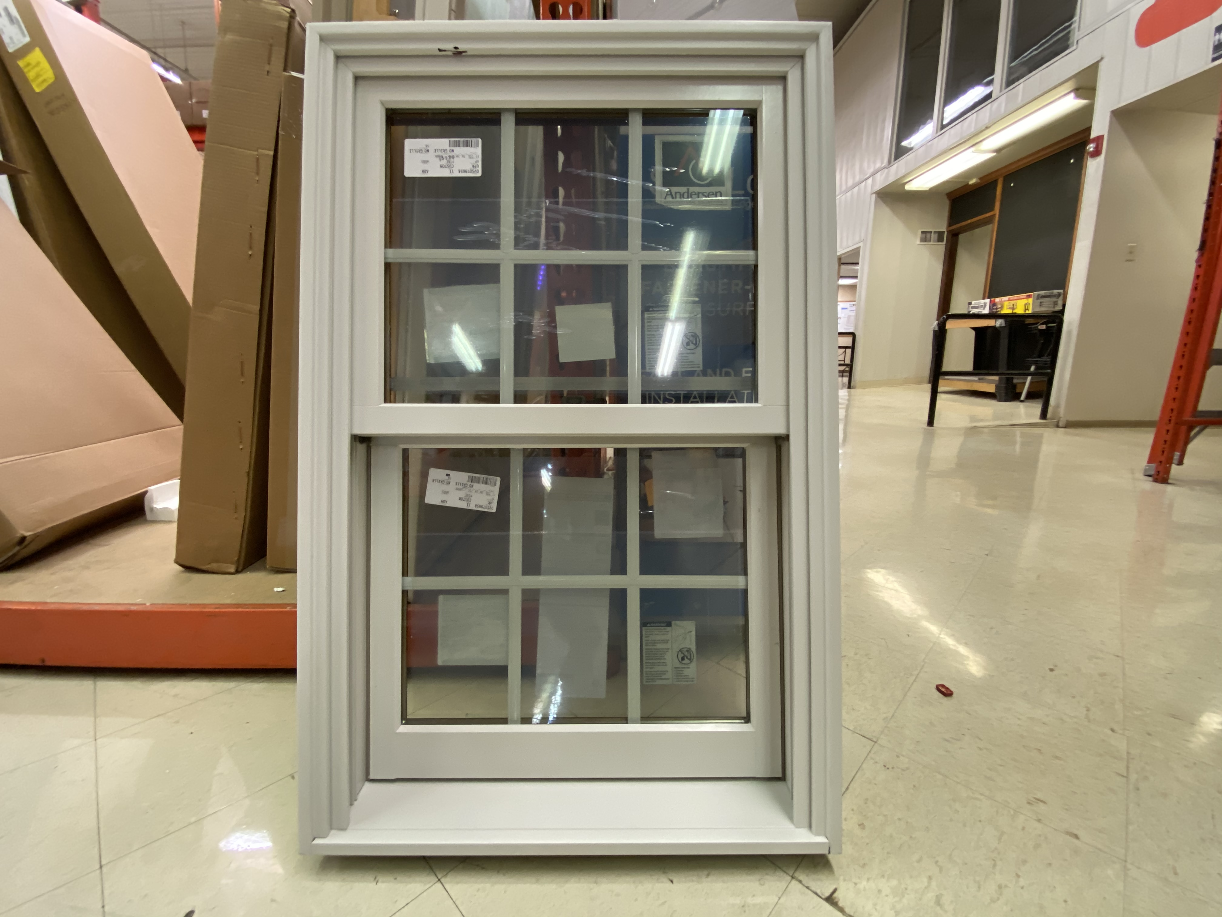 Andersen A-Series Double Hung