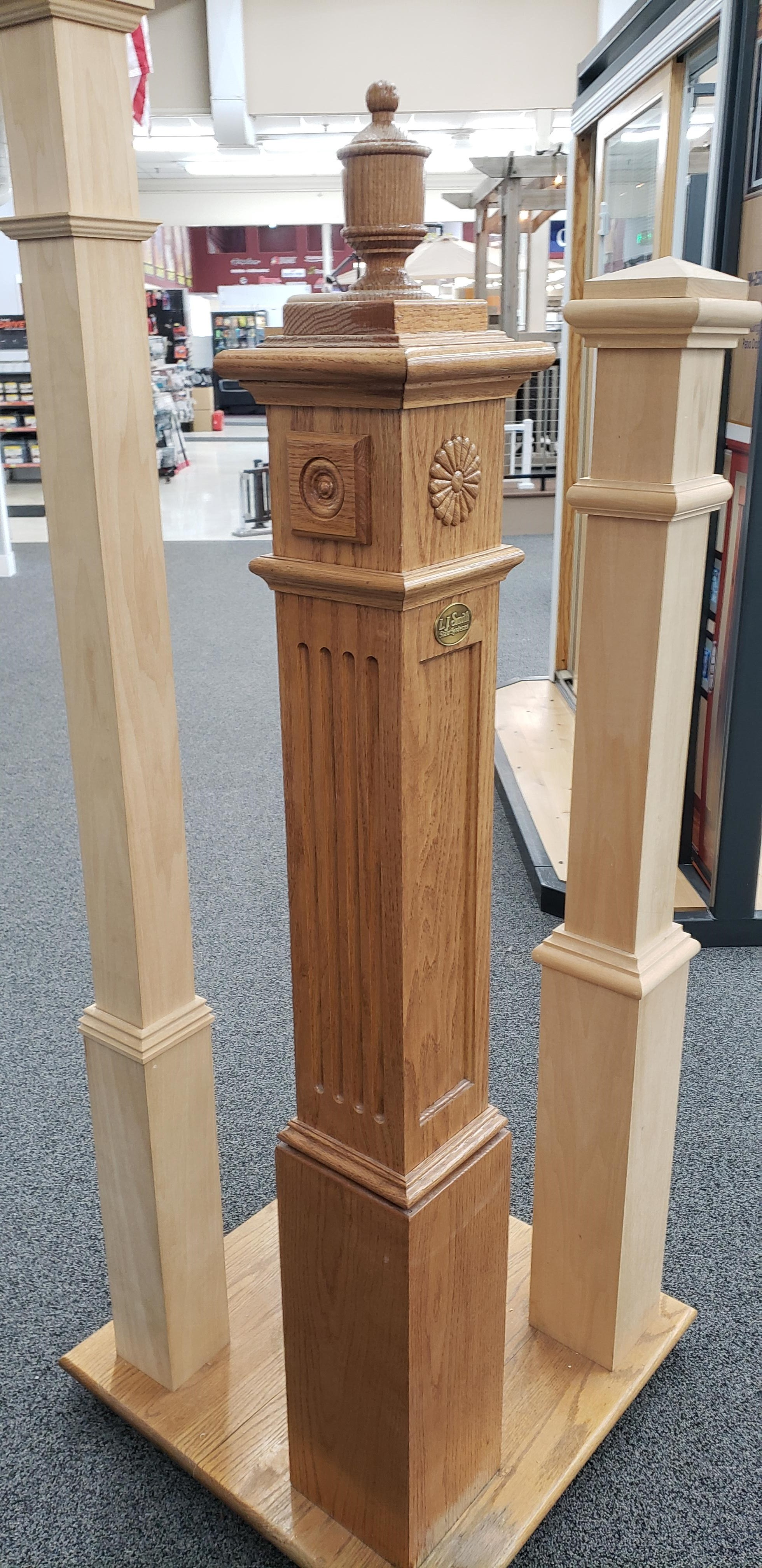 Creative Newel Post 4375