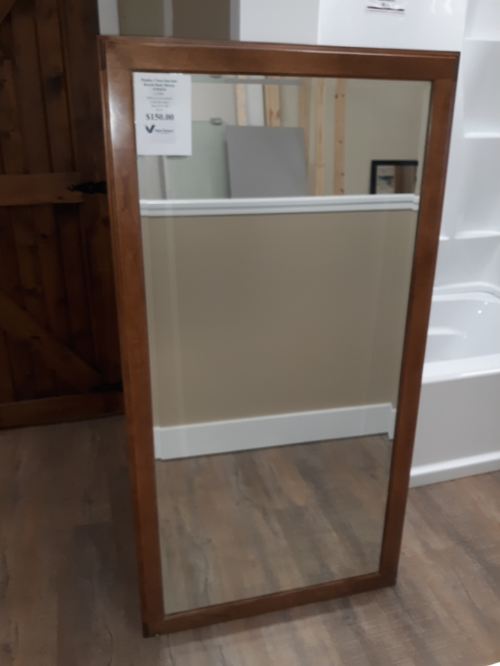 Bertch Bath FM5830 Framed Mirror