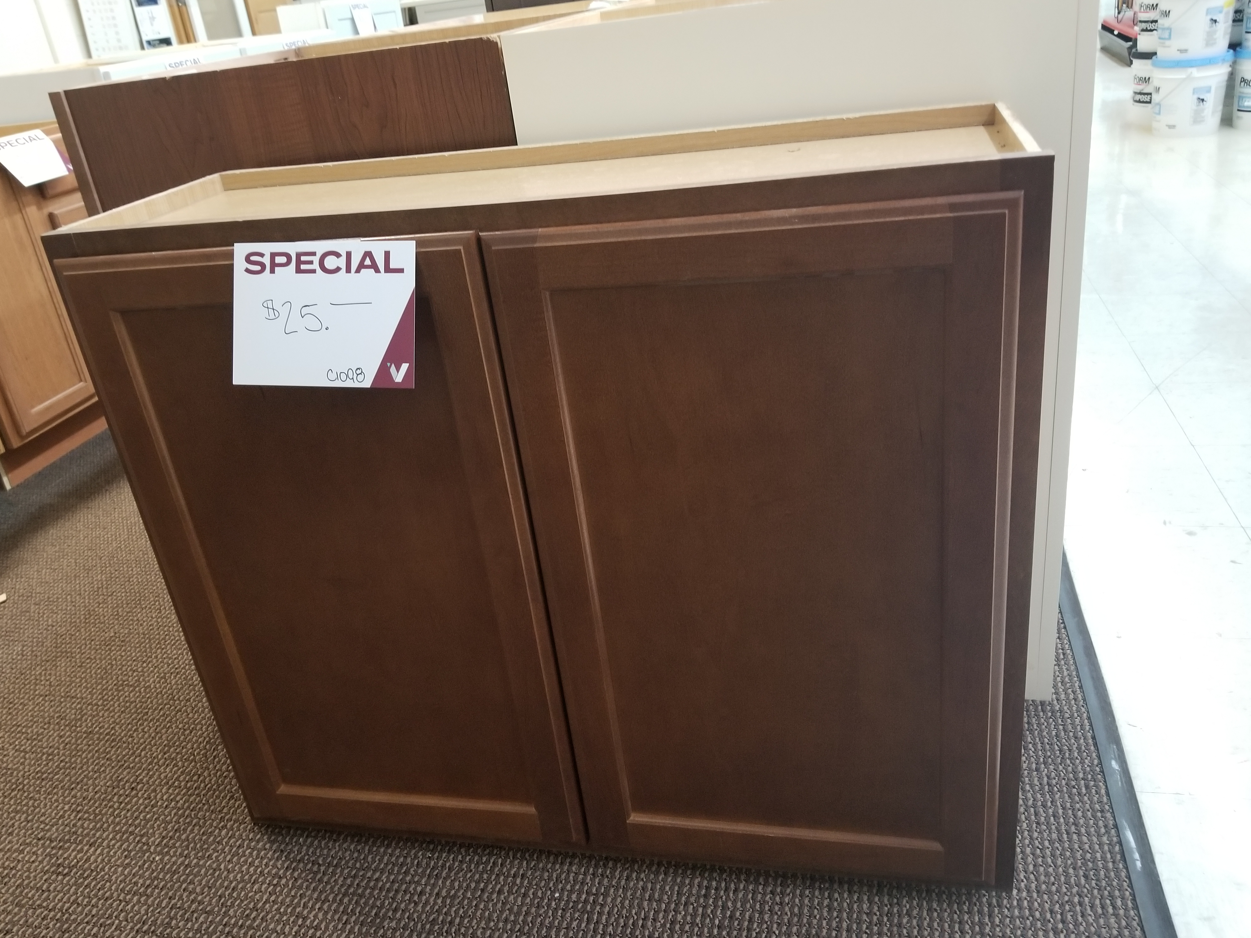 "36"" Wall Cabinet"