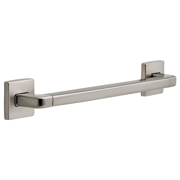 "DELTA 18"" Angular Modern Decorative ADA Grab Bar MODEL#: 41918-SS"