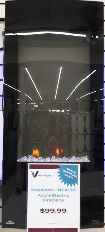 Napoleon NEFV38H Azure Electric Fireplace